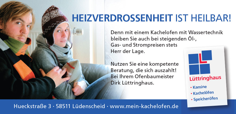 Lüttringhaus Anzeige Kachelofentage 2008